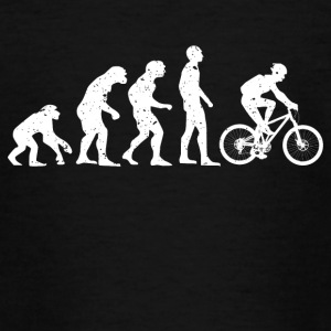 BIKE EVOLUTION! - T-shirt Ado