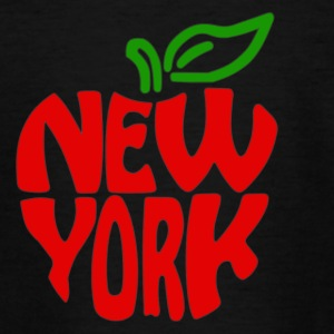 new york - Teenager-T-shirt