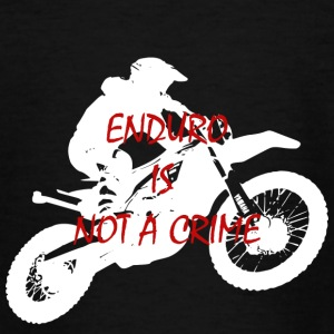 enduro is not a crime 2 - Teenager T-Shirt
