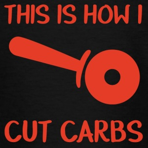 Firemen: This is how i cut carbs - Teenage T-shirt