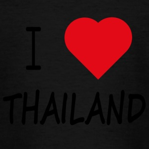 I Love Thailand - Teenager T-Shirt