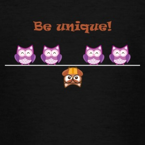 Unique OWL - Teenager T-Shirt