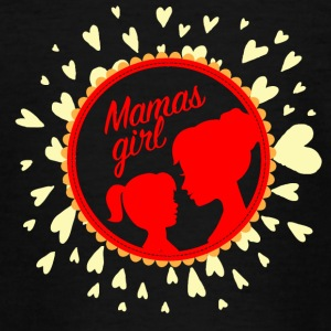 Mommy girl - Teenage T-shirt