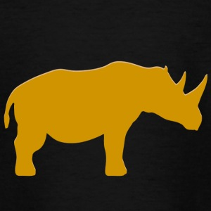 YLA 0010 Clocks 0004 03 Real Rhino v 1 0 400x225mm - Teenage T-shirt