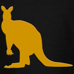 Real Kangaroo - Teenager T-Shirt
