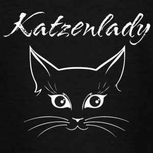 Cat Lady - T-shirt tonåring