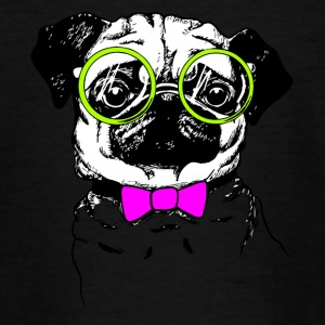 HIPSTER MOPS - Teenage T-shirt