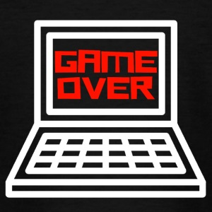 Game Over T-shirt Gamer - T-shirt Ado