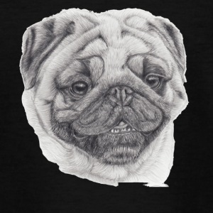 Mops Mops - Teenager T-Shirt