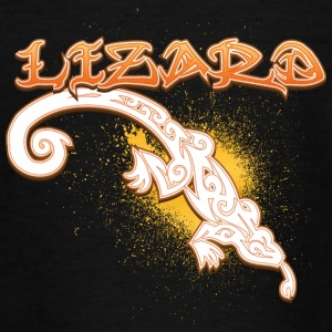Cool tribal lizard - Teenager T-shirt