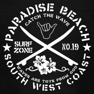 Paradise Beach - Teenage T-shirt
