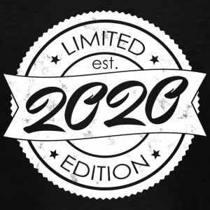 Limited Edition 2020 is - T-shirt Ado