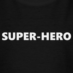 Super Hero V2bkEN - Teenager T-Shirt