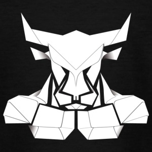 Origami Minotaur - Teenage T-shirt