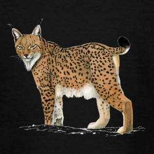 Lynx_pardinus - Teenager T-Shirt
