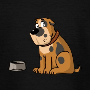 Dog Dog Dog Bark Pet food schotel diervoeders - Teenager T-shirt
