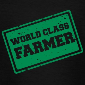 Farmer / Farmer / Farmer: World Class Farmer - T-shirt tonåring