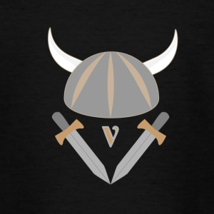 Viking Helmet - Teenager-T-shirt