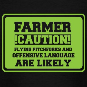 Agriculteur / PRODUCTEUR / Farmer! Attention! volant - T-shirt Ado