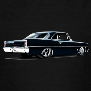 Chevy II Nova Super Sport Back - Teenage T-shirt