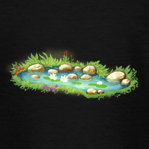 Vijver Vijver Waterplanten - Teenager T-shirt