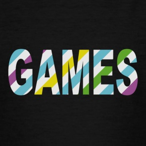 Game Stripes - Teenager T-shirt
