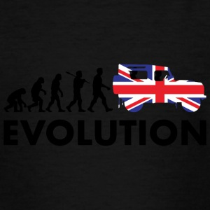 British evolution - Teenager-T-shirt