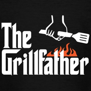 The Grillfather - Teenager T-Shirt