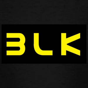 BLK Productions Logo - Teenage T-shirt