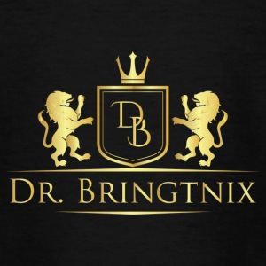 Dr.Bringtnix Luxus Wappen Löwen Gold - Teenager T-Shirt