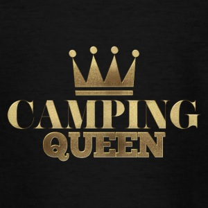 Outdoor · Camping · Campingqueen - Teenager T-Shirt