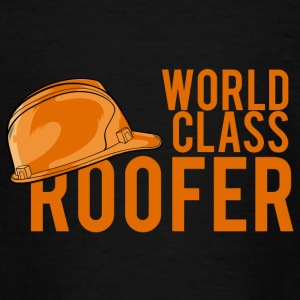 Roofing: World Class Roofer - Teenage T-shirt