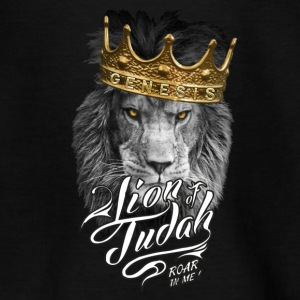 LION DE JUDAH - Camiseta adolescente