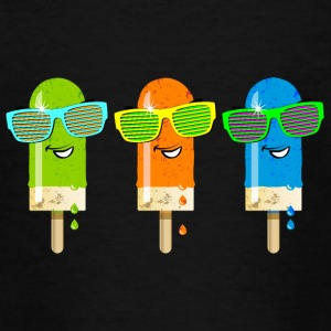 Popsicle ice lolly ice cream Gelato summer sweet - Teenage T-shirt