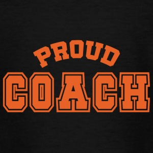 Coach / Trainer: Proud Coach - Teenager T-Shirt