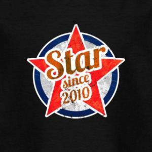 Gift for Stars born in 2010 - Teenage T-shirt