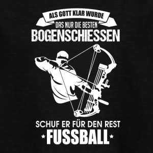 Bogenchütze - Teenager T-Shirt