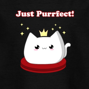 Katzen Prinzessin - Teenager T-Shirt