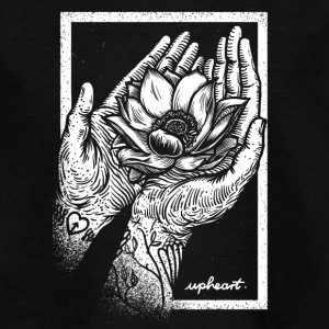 Lotus Hands - Teenage T-shirt