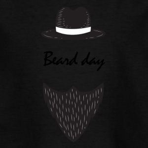 Beardday - Teenager T-shirt