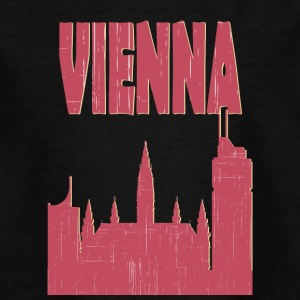 Wien City - T-shirt tonåring