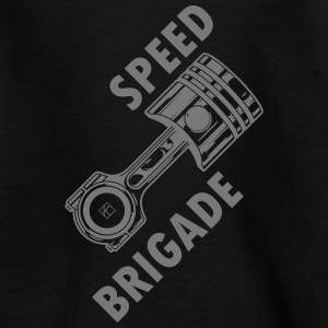 hastighed brigade - Teenager-T-shirt