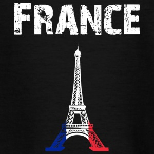 Nation-Design France - Teenage T-shirt