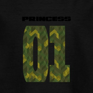 Princess one - Teenager T-shirt