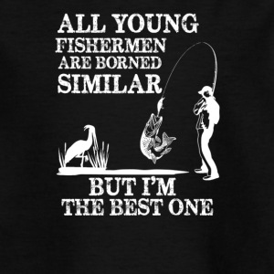 best fisher - Teenager T-shirt
