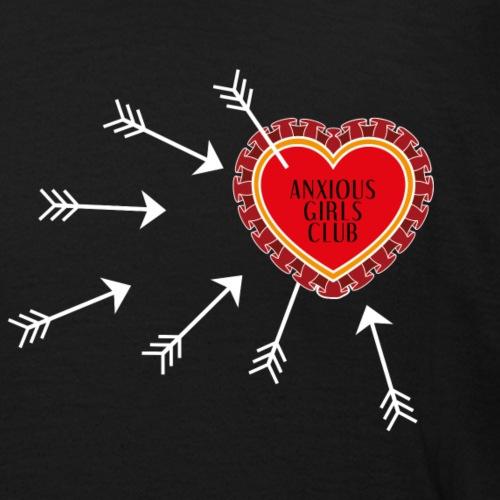 Anxious Girls Club | Ghoul Gang - Teenage T-Shirt