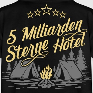 5 Milliarden Sterne Hotel - Teenager T-Shirt