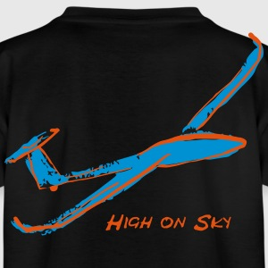 segelflieger - Teenage T-shirt