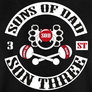 Sons of DAD - SON TRE - Teenager-T-shirt