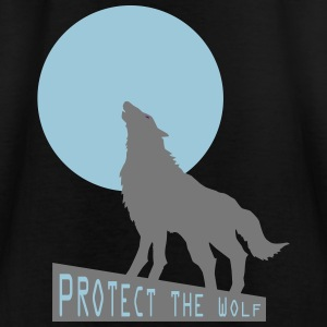 loup Wolf - Teenager T-Shirt